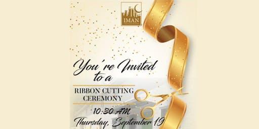 IMAN Atlanta Ribbon Cutting Ceremony