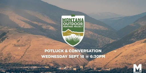 Potluck & Conversation
