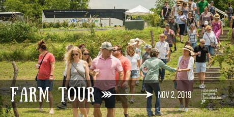 Farm Tour with the Seed Project Foundation tickets