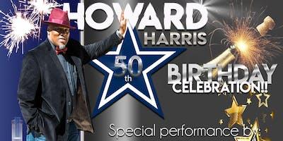 "The Lady Songbird Jinda Presents, ""Howard 50th Birthday Celebration"""