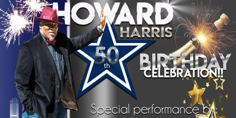 "The Lady Songbird Jinda Presents, ""Howard 50th Birthday Celebration"" tickets"