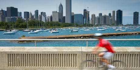 CSI Lakefront Bike Tour with Radisson Blu Aqua Hotel tickets
