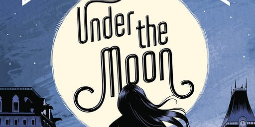 """Comics & Coffee: """"Under The Moon: A Catwoman Tale"""""""