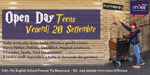 Open Day Teens