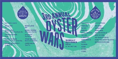 Oyster Wars 2019