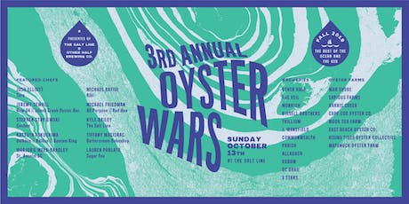 Oyster Wars 2019 tickets