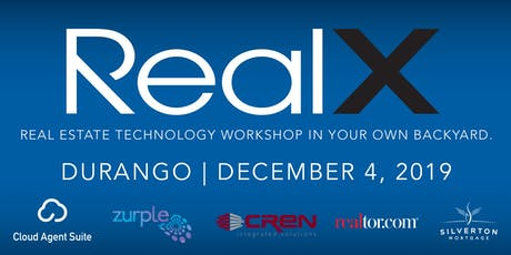 REALx Workshop Durango powered by Xplode Conference tickets