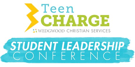 Wedgwood's Teen CHARGE: Student Leadership Conference tickets