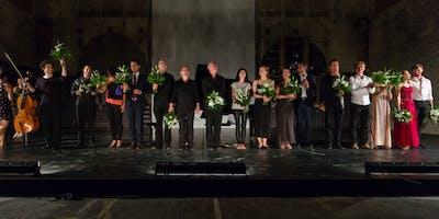 Weltklassemix aus Musik & Ballett in der Turbinenh