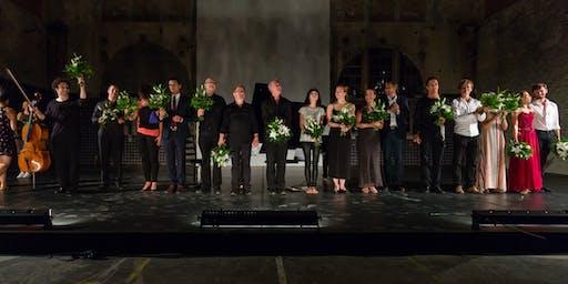 Weltklassemix aus Musik & Ballett in der Turbinenhalle am Stienitzsee