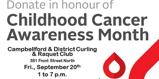 Campbellford Community Mobile Blood Donor Centre