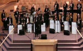 Coastal Cities Jazz Band in Concert with Willie Murillo