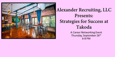 Strategies for Success: A Career Networking Event tickets