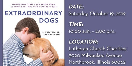 "National Book Launch for ""Extraordinary Dogs""!"