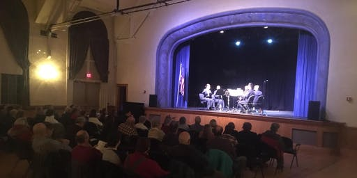 FREE COMMUNITY CONCERT: U.S. Air Force American Clarinet Quartet