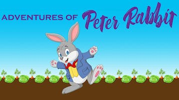 """The Adventures of Peter Rabbit"""