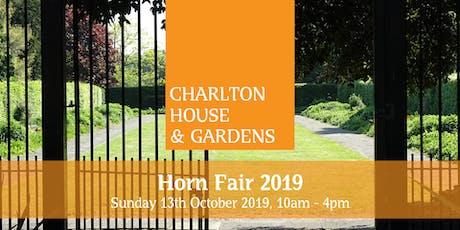 Horn Fair 2019 tickets