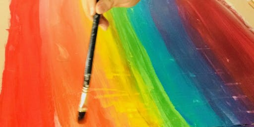 Registration-Creative Paint Experience- Young Children 5-7 yrs-Saturdays