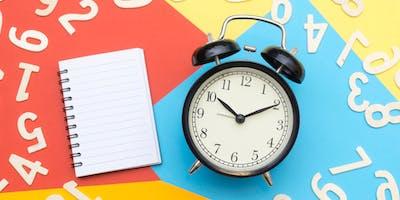 I'll Do It Later: Avoiding Procrastination