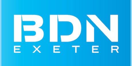 Business Development Network Exeter tickets