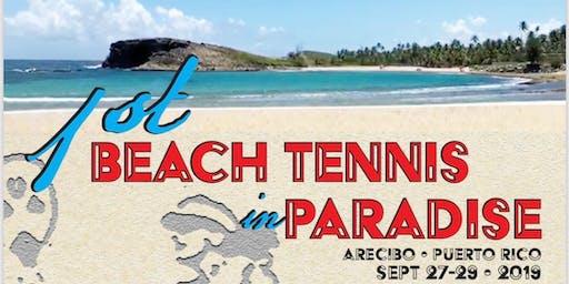Beach Tennis Life PRI IFBT Tournament
