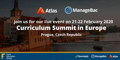 Curriculum Summit in Europe