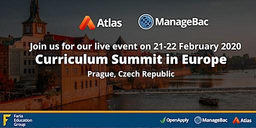 Curriculum Summit in Europe