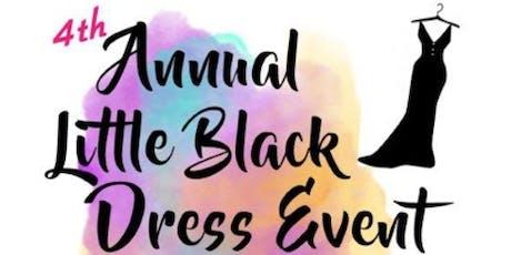 4th Annual Little Black Dress Event billets
