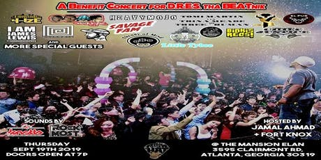 Benefit Concert for Dres Tha Beatnik with Live Performances tickets