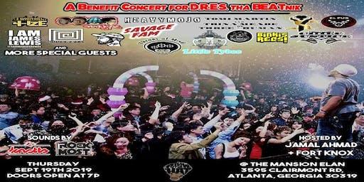 Benefit Concert for Dres Tha Beatnik with Live Performances