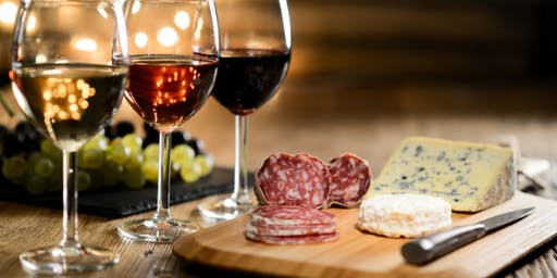 Charcuterie, Cheese & Wine Tasting Class
