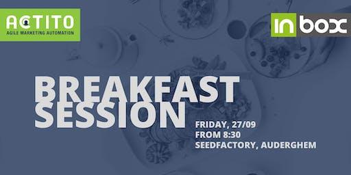 ACTITO - Inbox Breakfast Session