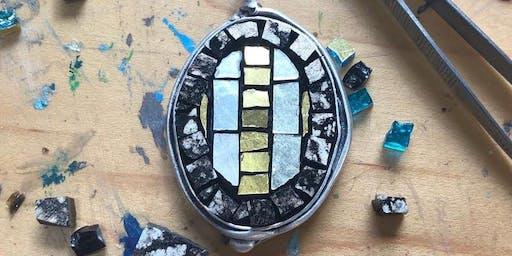 Mosaic Pendant Workshop