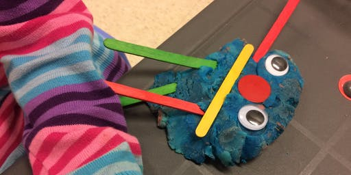 Little Explorers - Playdough Palooza in Mildmay