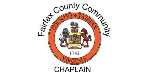 Fairfax County Community Chaplain Orientation Session- Nov 5