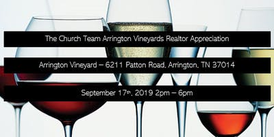 Arrington Vineyard Realtor Appreciation Event