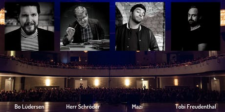 Hamburg lacht! Tickets