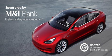 Network with USGTCC and M&T Bank at Tesla CityCenter tickets