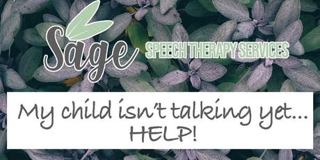 Late Talkers and Non Verbal Kids - What Can I Do? tickets