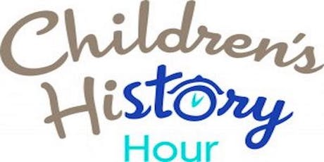 Children's History Hour - Palmer's Pets tickets