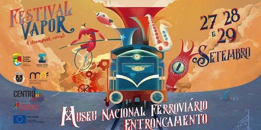 Festival Vapor: A Steampunk Circus - Segunda Edição