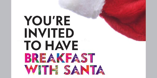 Breakfast with Santa at Neiman Marcus Downtown Dallas