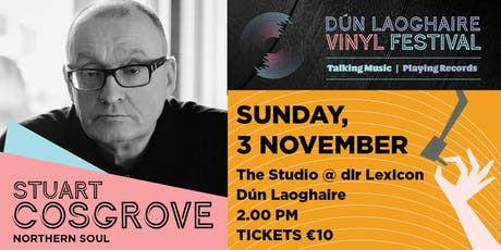 Stuart Cosgrove: A Northern Soul tickets