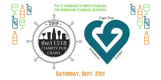 the11518 Charity Pub Crawl 2019 - ER4NC