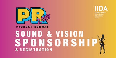 Product Runway: Sound & Vision Sponsorship & Team Registration
