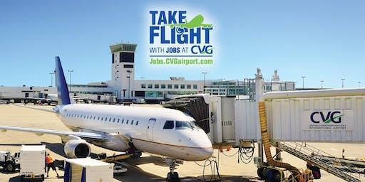 CVG Mobile Job Application Event