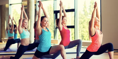 Oct 4 Week Hip & Hamstring Vinyasa Flow Series with Angela - ALL LEVELS tickets