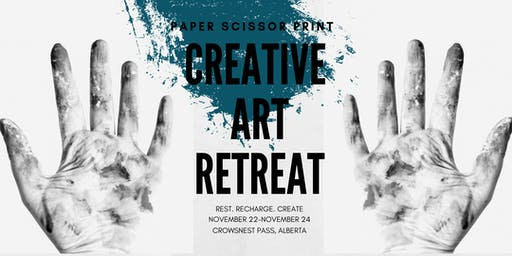 Creative Art Retreat for Women