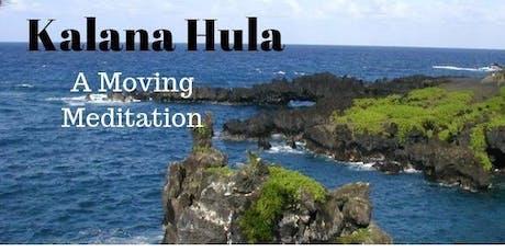 October - Kalana Hula - A Moving Meditation tickets
