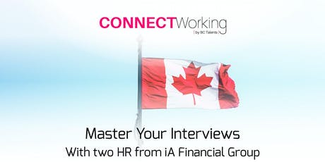 CONNECTWorking November 5th, 2019 - Master your Interviews tickets